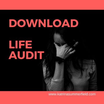 Download for a life audit checklist